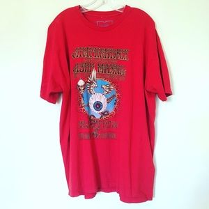 Tops - Jimi Hendrix Band Tee (2XL)